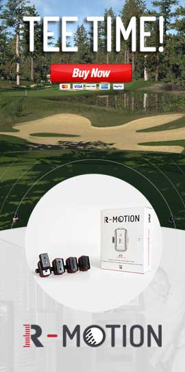 Try it at the PGA Show! Booth #1889 and #1989