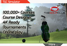 More info on The Golf Club Simulator...CLICK